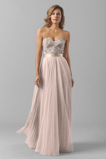 Elegant and feminine gown