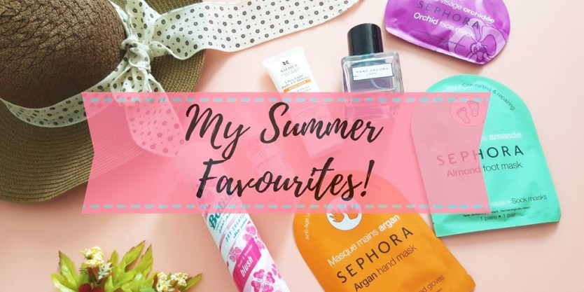 My Summer Favourites!
