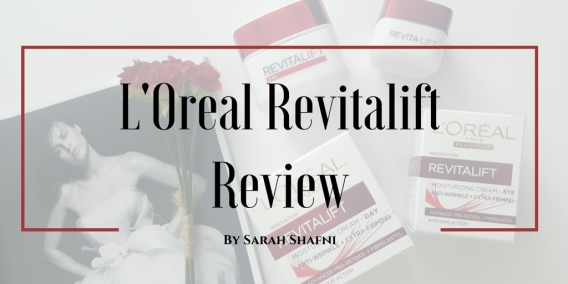 L'Oreal Revitalift Moisturising Day and Eye Cream