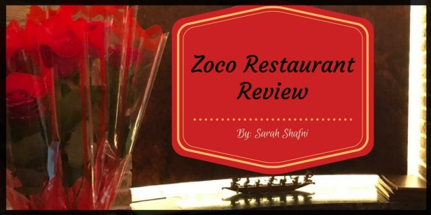 zoco restaurant review
