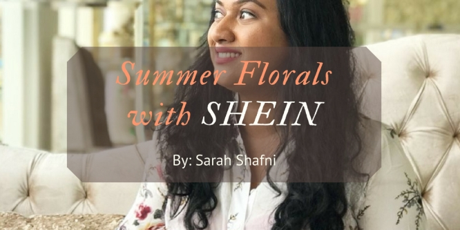 Summer Florals with