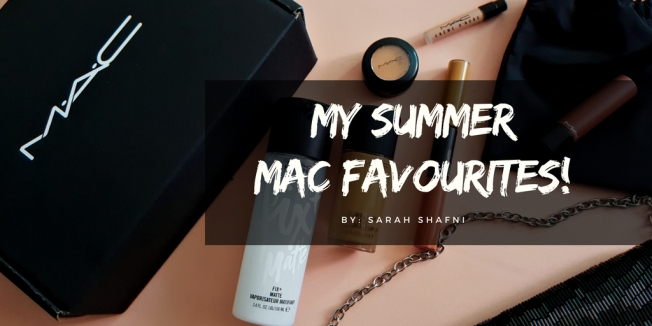 My Summer MacFavourites