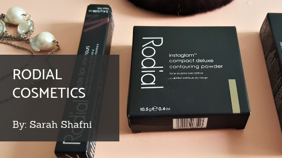 Rodial cosmetics
