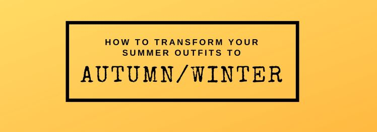 how to transform your out
