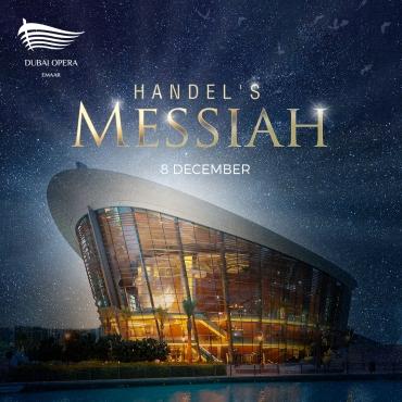 Handel's Messiah 1080 x 1080
